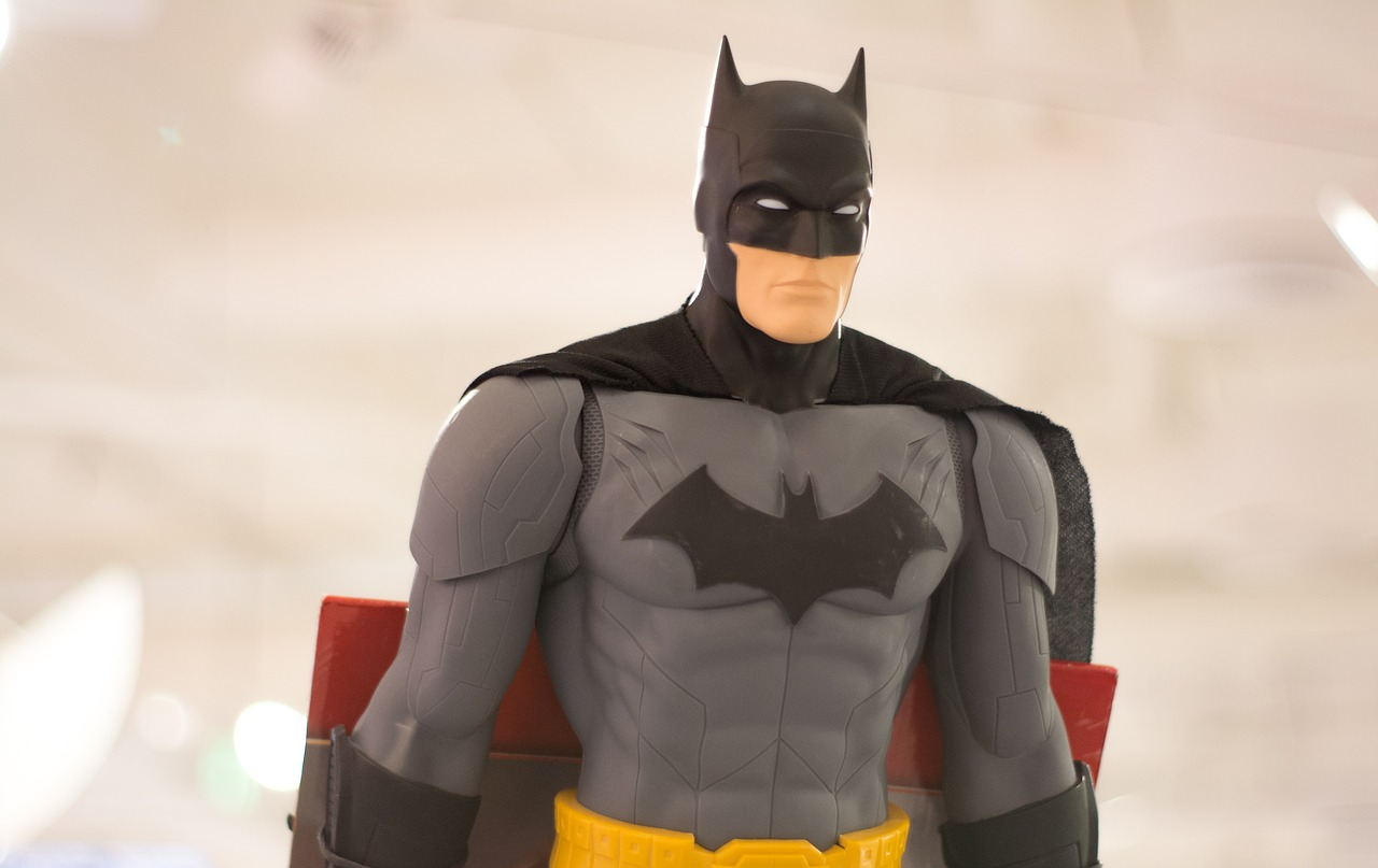 Juguete de Batman