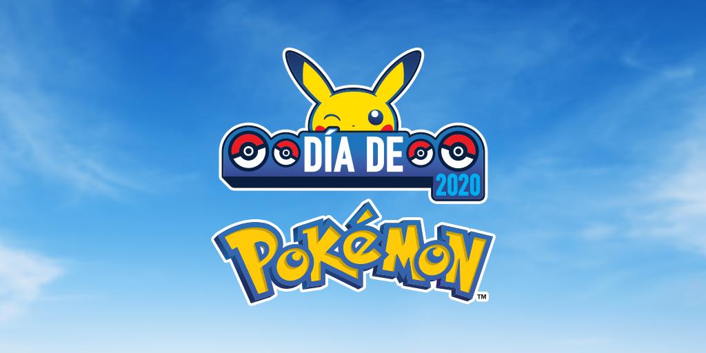 Dia de Pokémon 2020