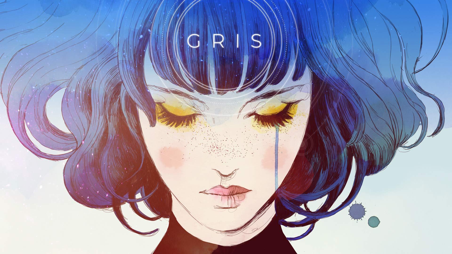 Cartel oficial del videojuego 'Gris'